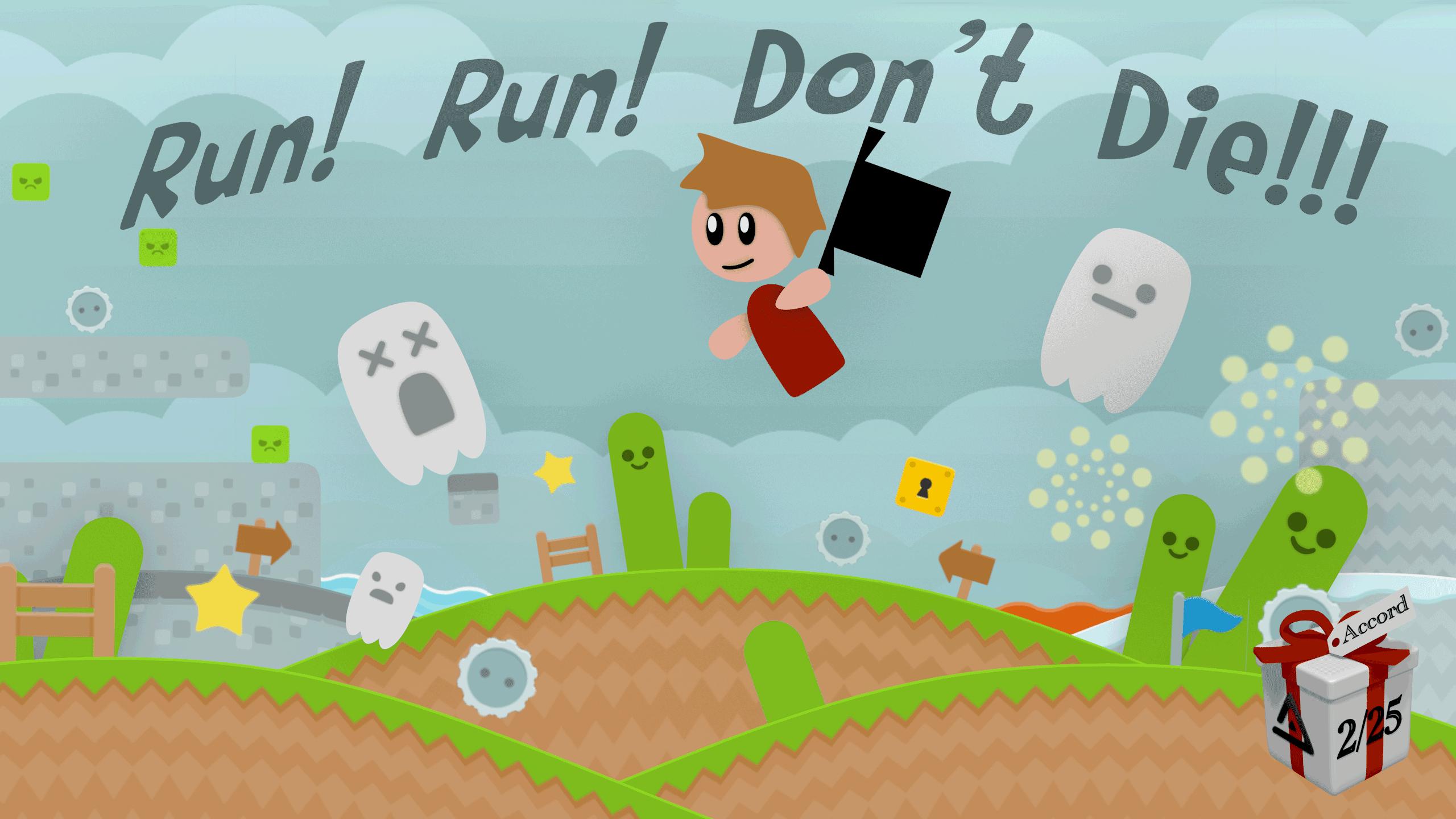 Run Run Don't Die Update