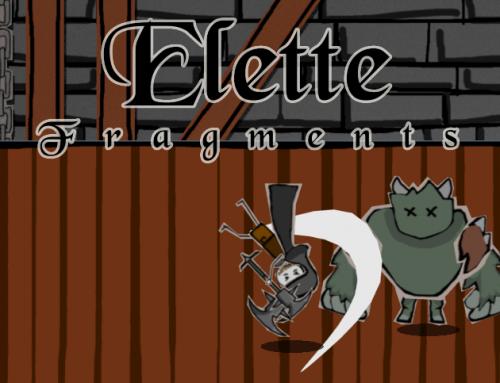Elette Fragments Released!