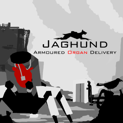 Jaghund Armoured Organ Delivery
