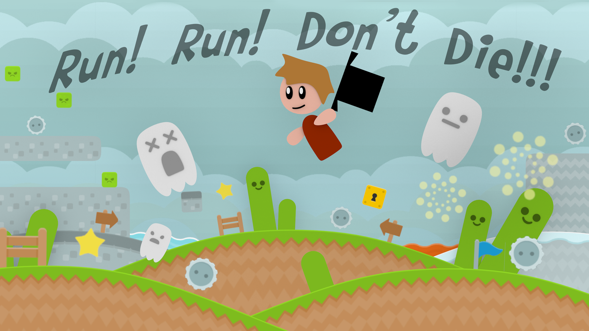 Run Run Don't Die